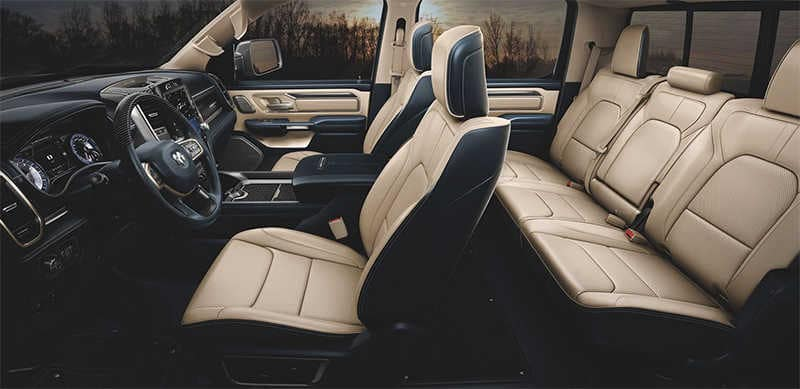 Interior Image RAM 1500 Luxury Car of the Year
