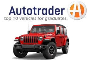 autotrader award for jeep