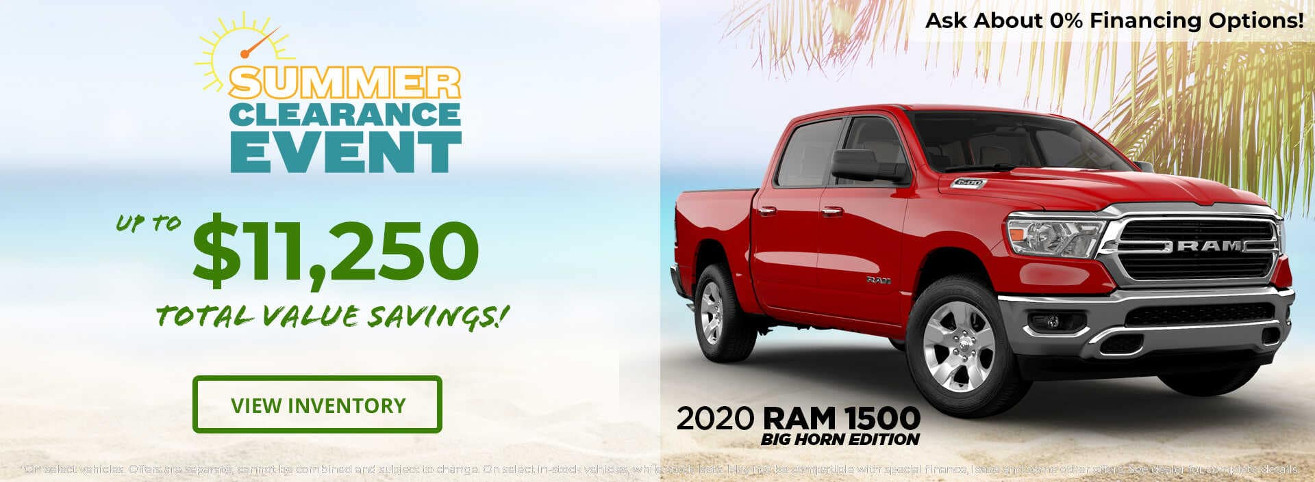2020 RAM 1500 for sale