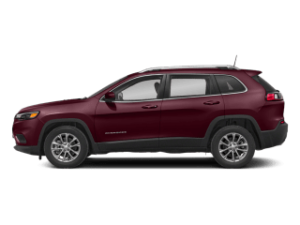 2019 Jeep Cherokee - Sideview 320x240