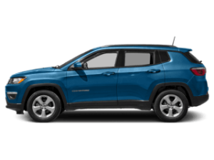 2019 Jeep Compass - Sideview