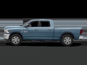 2018 Ram 2500 Sideview