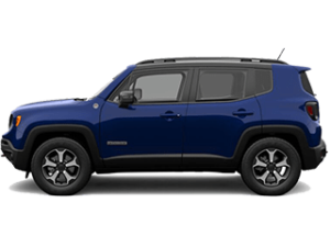 2019 Jeep Renegage - Sideview