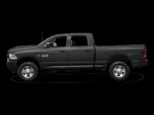 2018 Ram 3500 Sideview