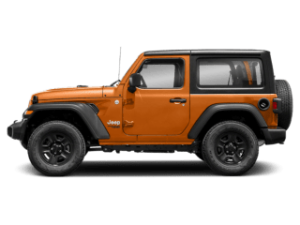 2019 Jeep Wrangler - Sideview