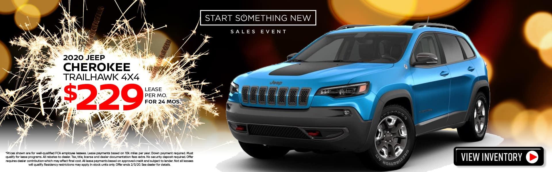 New JEEP Cherokee for Sale in Pinckney, MI