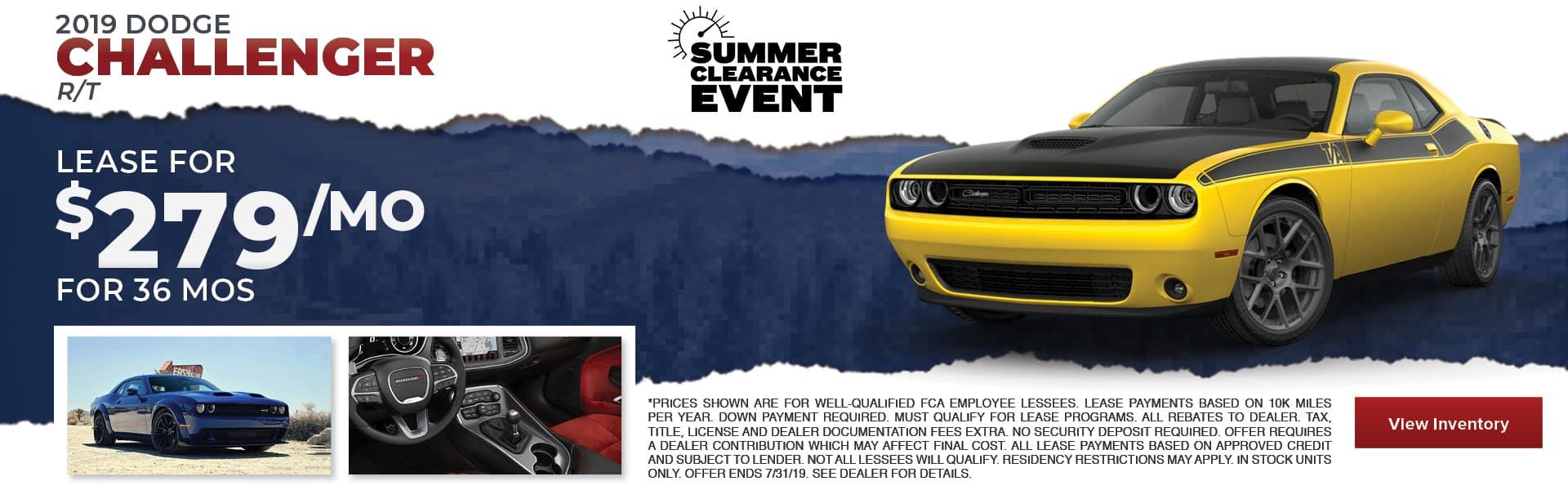 New DODGE Challenger for Sale in Pinckney, MI