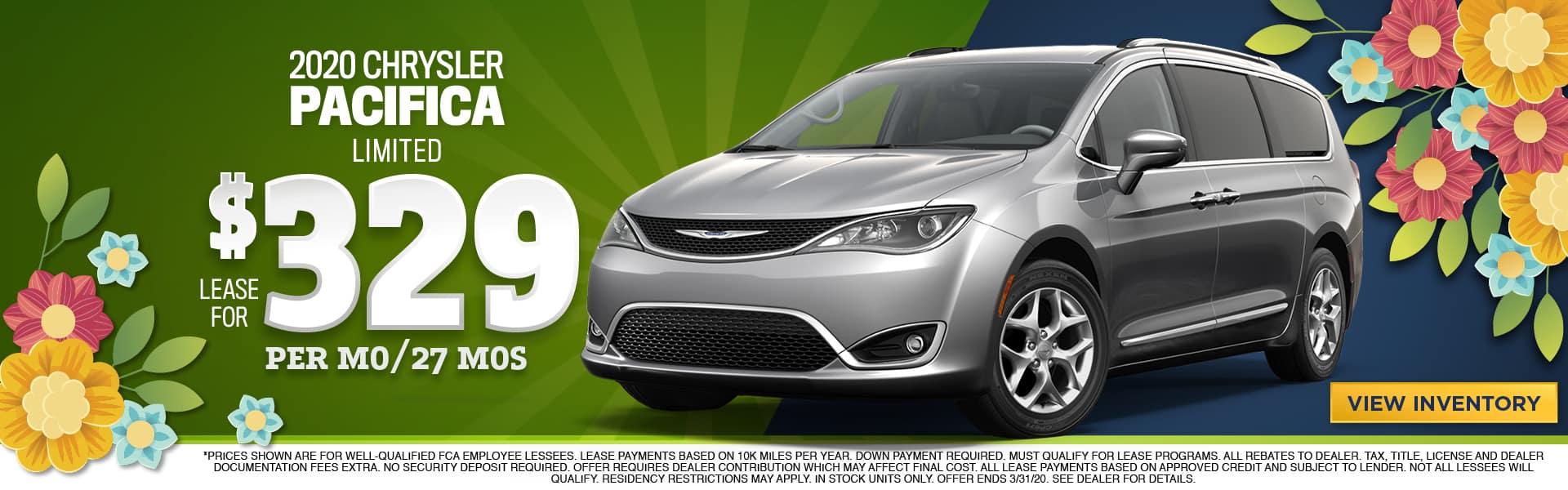 New Chrysler Pacifica for Sale in Pinckney, MI