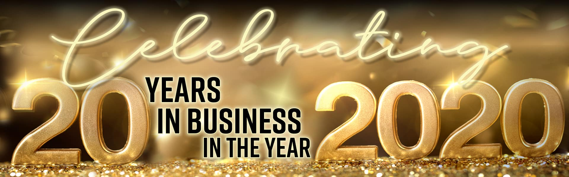 Pinckney Chrysler Dodge Jeep RAM is Proud to be celebrating 20 Years in Business