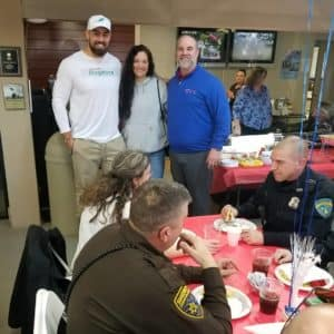 First Responders Event