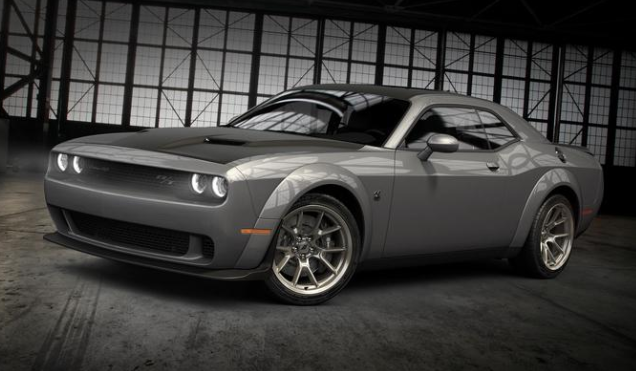 Challenger 50th Anniversary Edition to Arrive