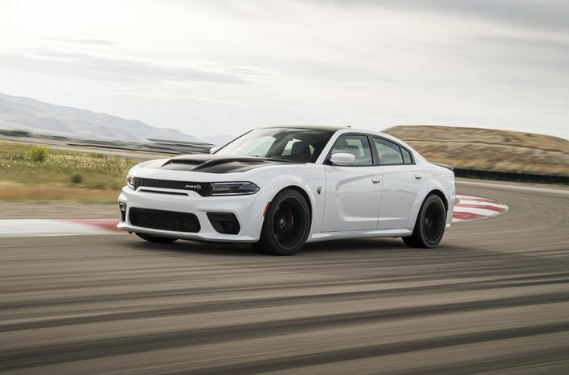 2021 Charger Hellcat Redeye Revealed