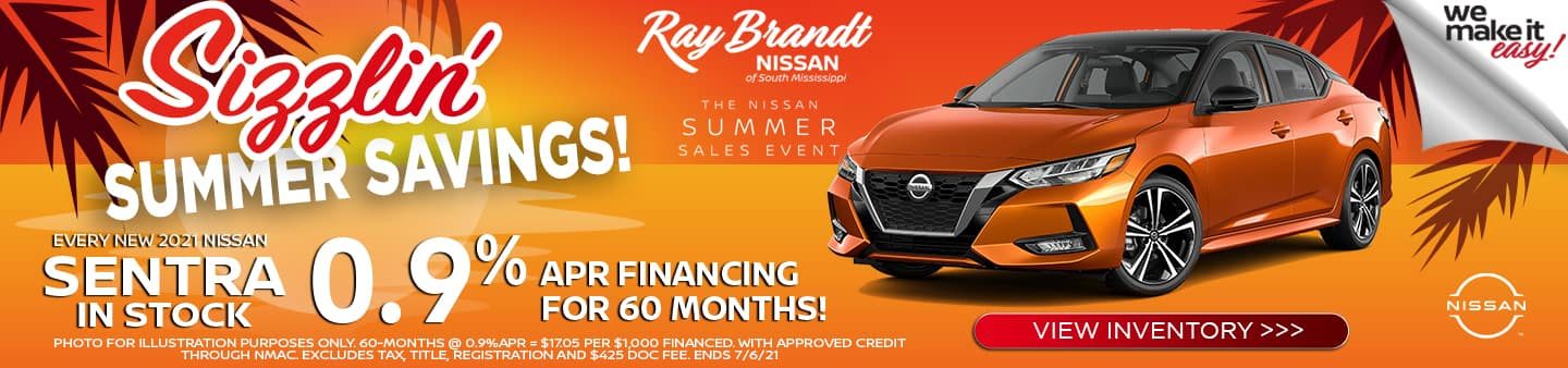 Nissan Sentra for sale in Harvey, Get a great deal at Ray Brandt