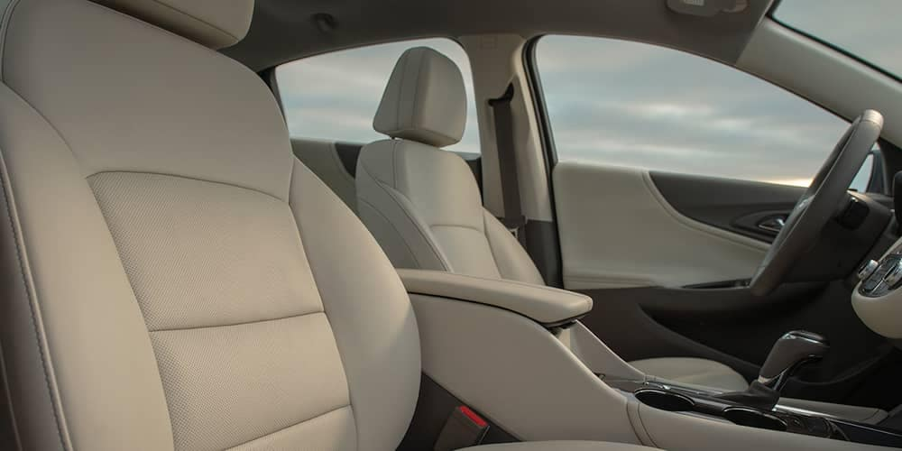 2019 Chevy Malibu Interior