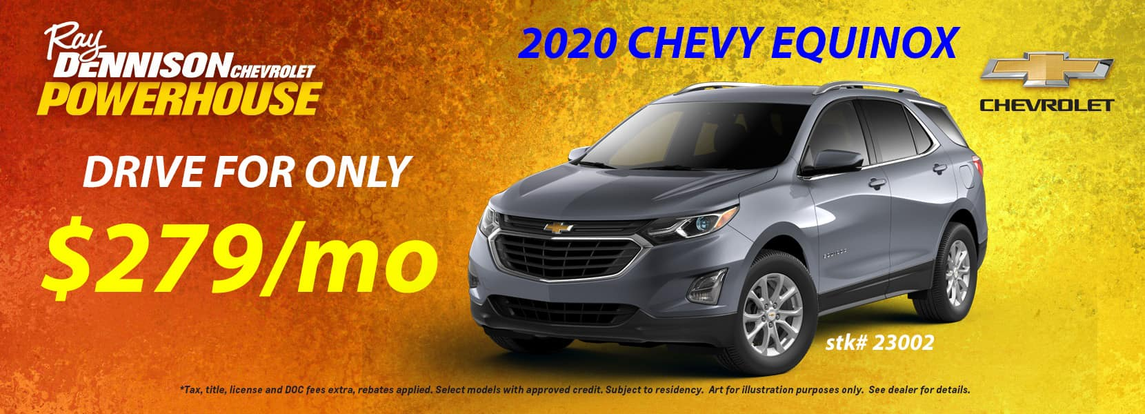 Ray Dennison Chevrolet | Chevrolet Dealer in Pekin, IL