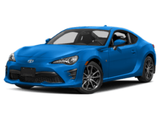 2019 Toyota 86 angled