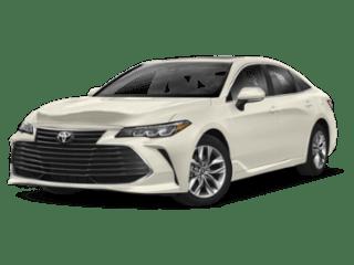 2019 Toyota Avalon angled