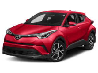 2019 Toyota-c hr red angled