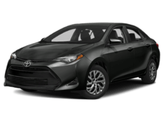 2019 Toyota Corolla model