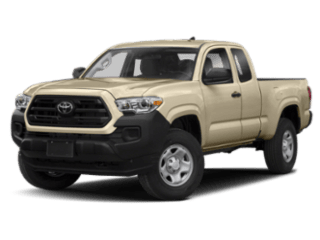 2019 Toyota Tacoma model