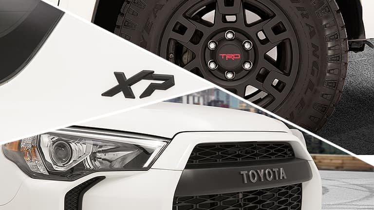 Toyota 4Runner X Series