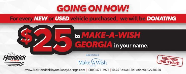 Make A Wish Georgia!