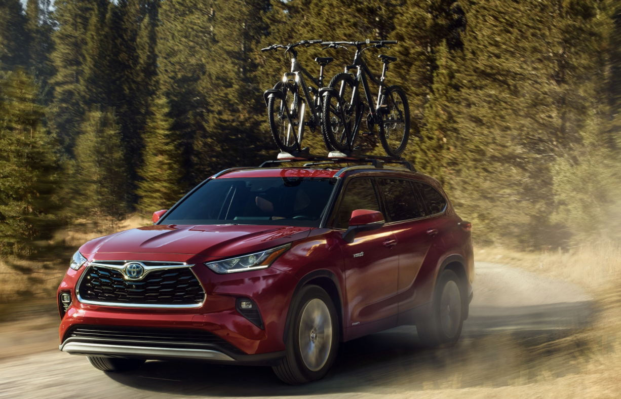 2020 Toyota Highlander for Sale in Atlanta