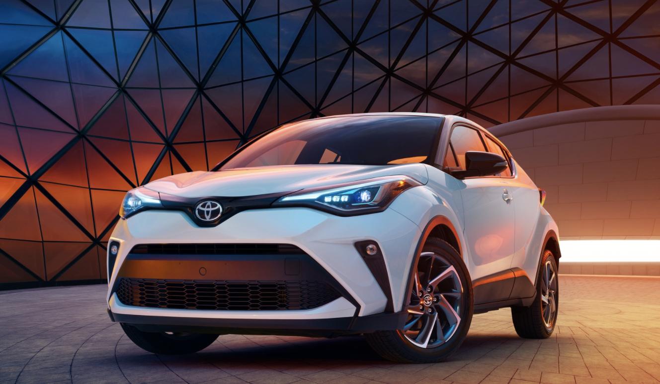 2020 Toyota CH-R in Atlanta