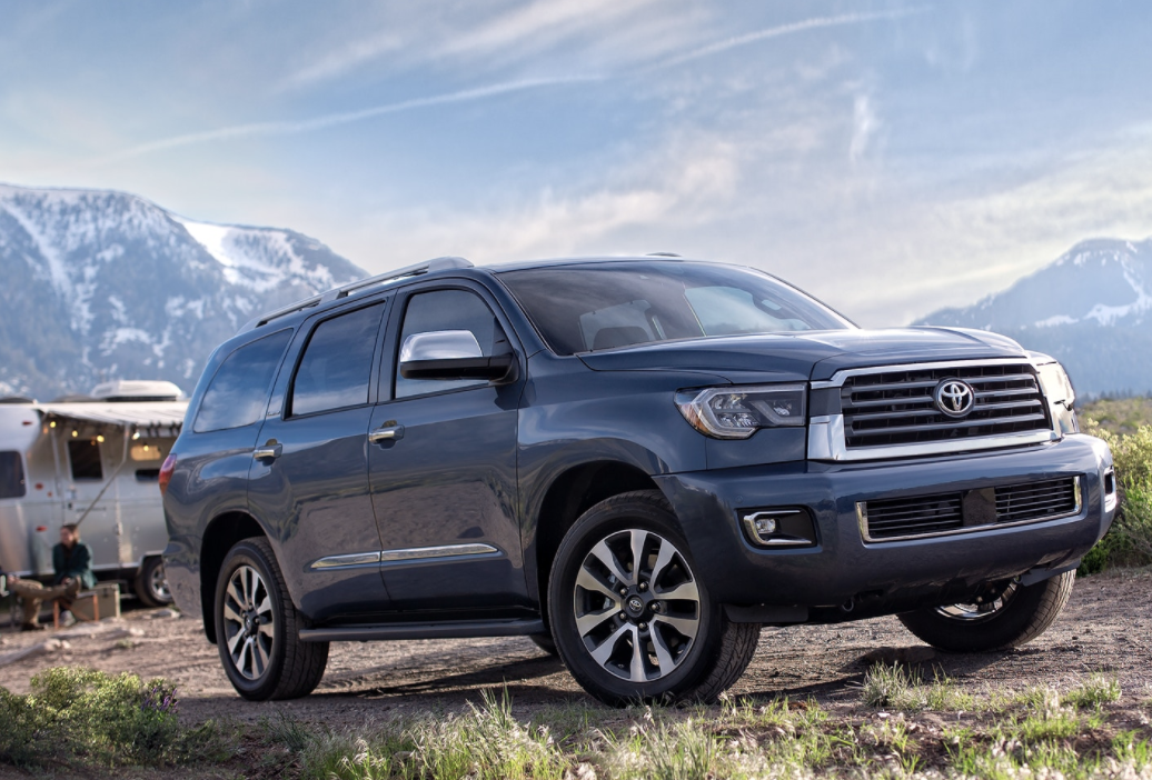 2020 Toyota Sequoia in Atlanta