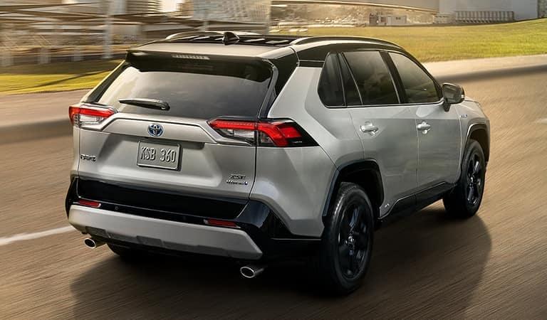 New Toyota RAV4