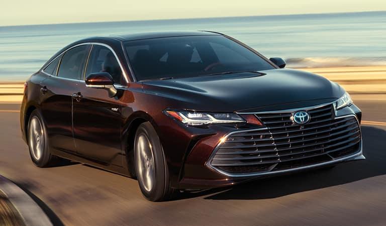 New Toyota Avalon Hybrid