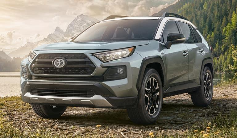 New 2020 Toyota RAV4 Atlanta GA