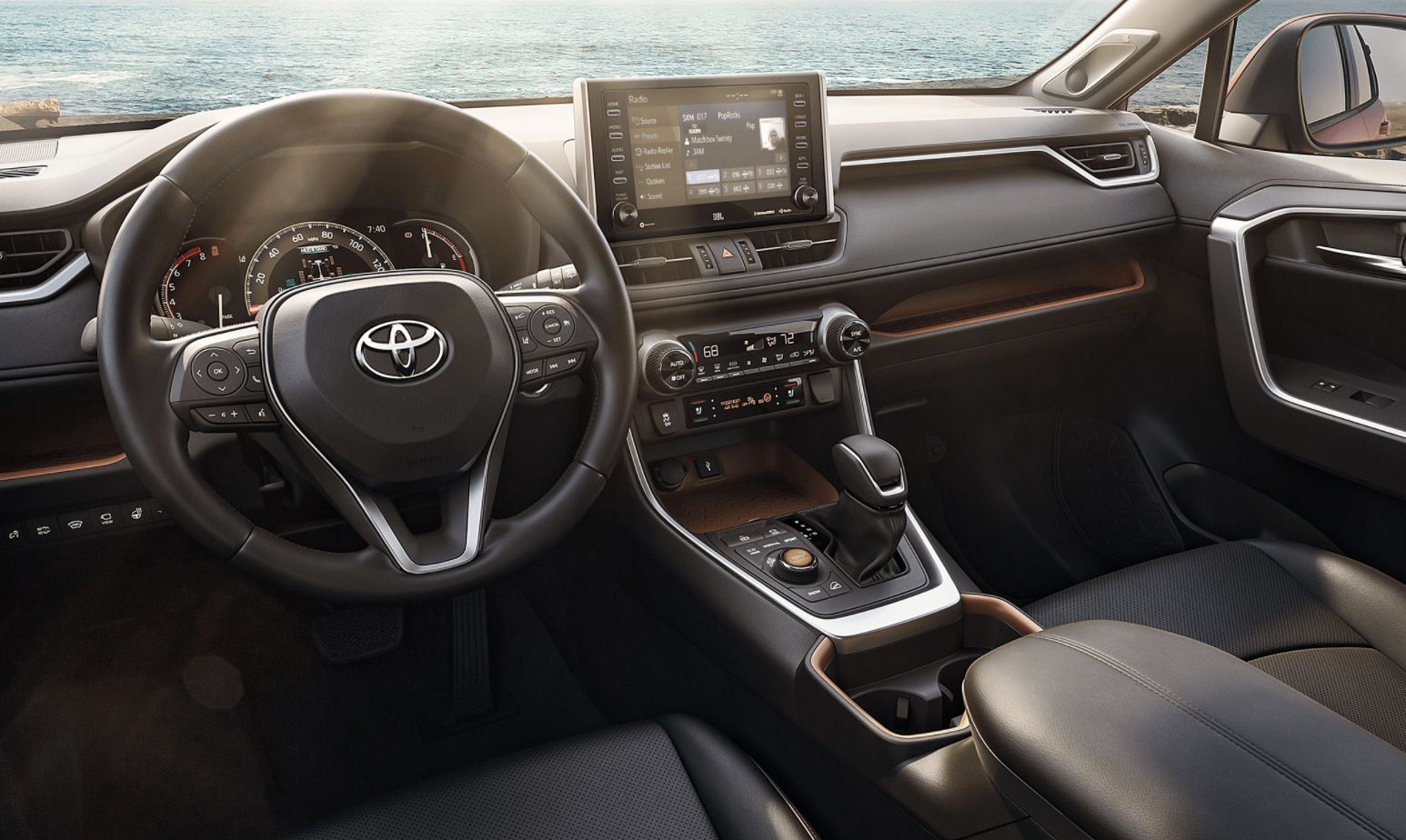 Toyota SUV Tech Features Available in Atlanta
