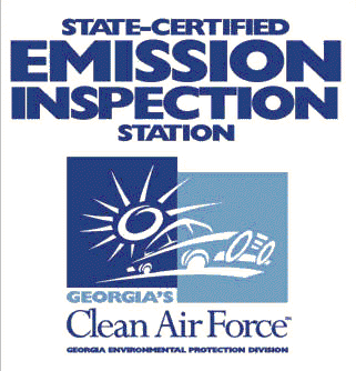 State-certified Emission Inspection Station