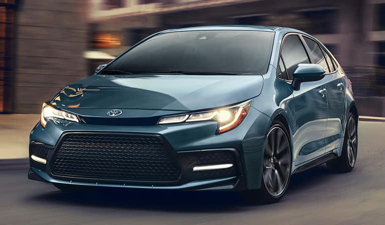 New 2021 Toyota Corolla Atlanta GA