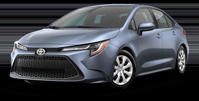 New 2021 Corolla Rick Hendrick Toyota Sandy Springs