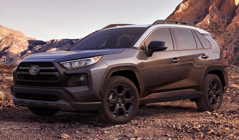 New 2021 Toyota RAV4 Atlanta GA