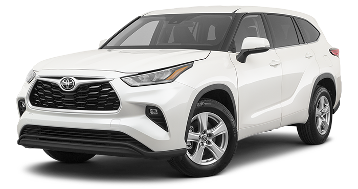 New 2021 Highlander Rick Hendrick Toyota Sandy Springs