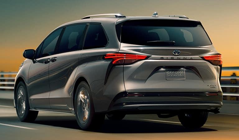 New 2021 Toyota Sienna Atlanta GA