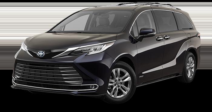 New 2021 Sienna Rick Hendrick Toyota Sandy Springs