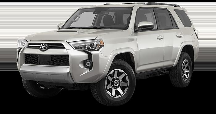 New 2021 4Runner Rick Hendrick Toyota Sandy Springs