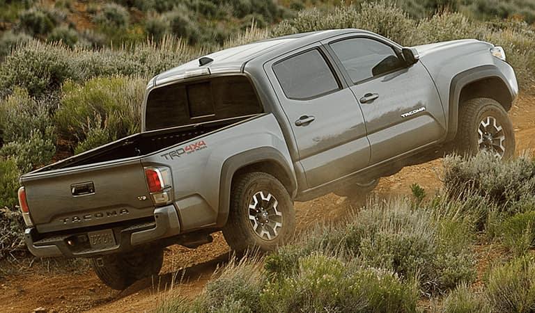 New 2021 Toyota Tacoma Atlanta Georgia