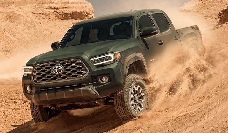New 2021 Toyota Tacoma Atlanta GA