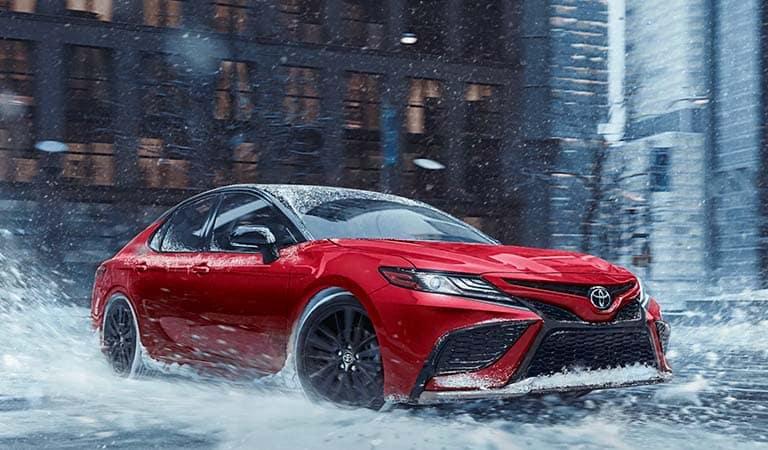 New 2022 Toyota Camry Atlanta GA