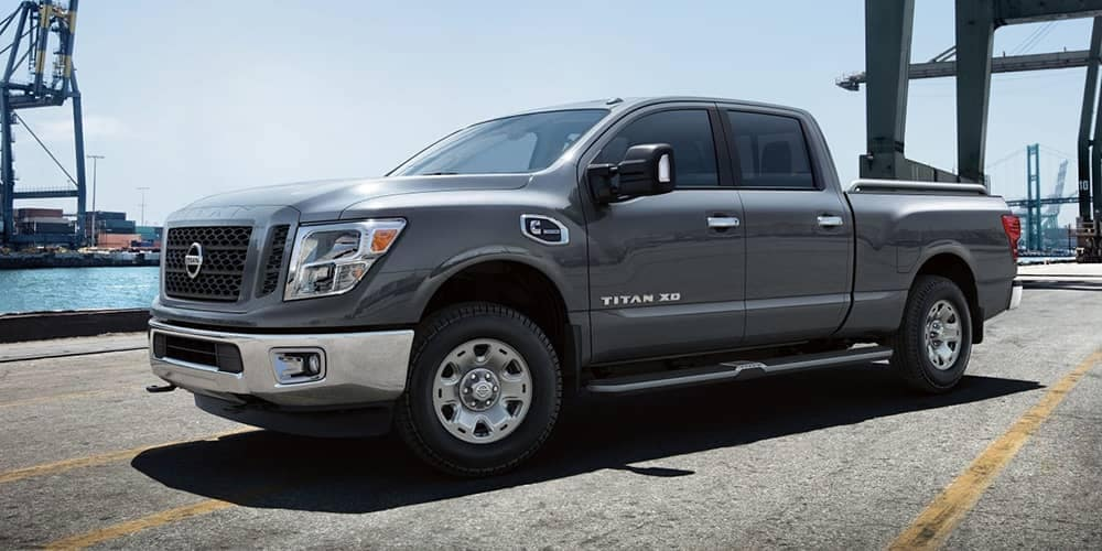 2019-Nissan-Titan-In-Shipyard