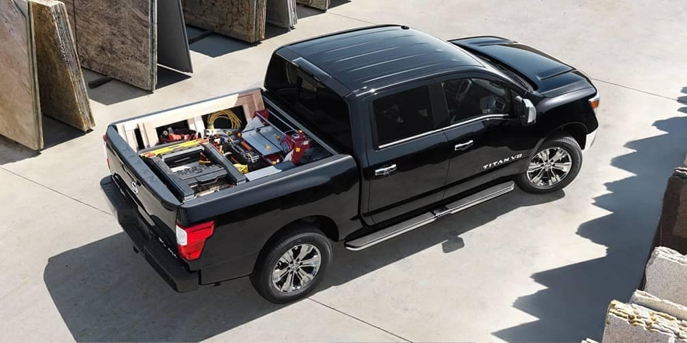 2019-Nissan-Titan-Loaded-Bed