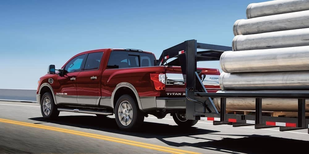 2019-Nissan-Titan-Towing