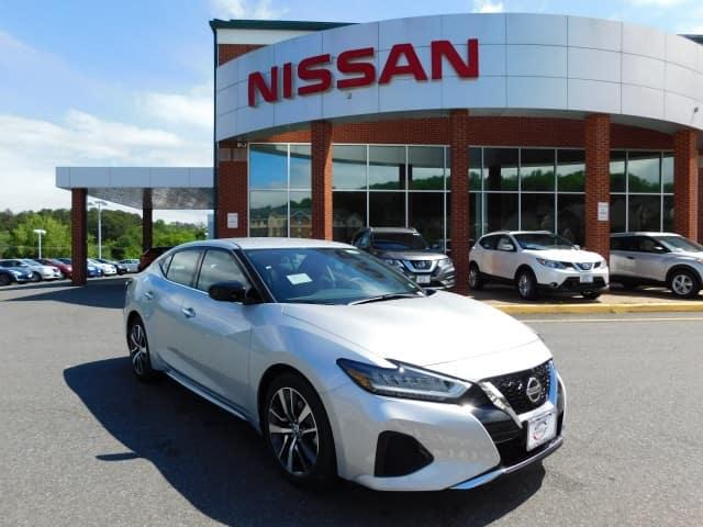 New 2019 Nissan Maxima SV