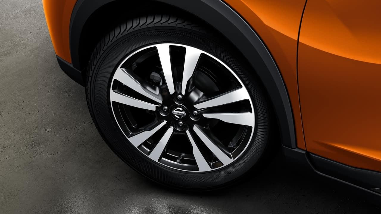 2019 Nissan Kicks Tire Rim