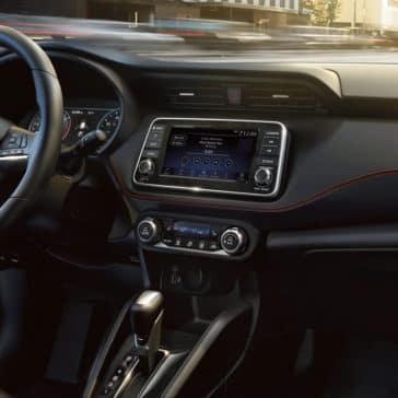 2019 Nissan Kicks Dashboard